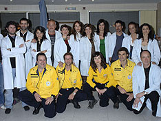 Hospital Central supera por la mínima a Los hombres de Paco