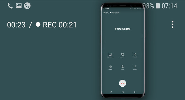 Ya puedes grabar llamadas en un Samsung Galaxy S9 y S9+