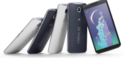 Se presenta el Nexus 6 acompañado de Android 5.0 Lollipop