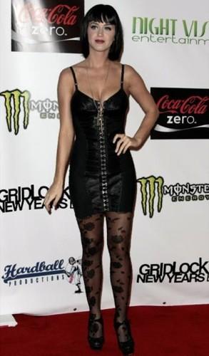 Katy Perry se viste de busco a Jacq's