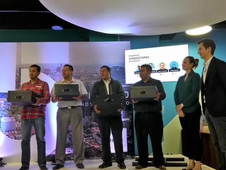 Uber Mexico Primeros Conductores