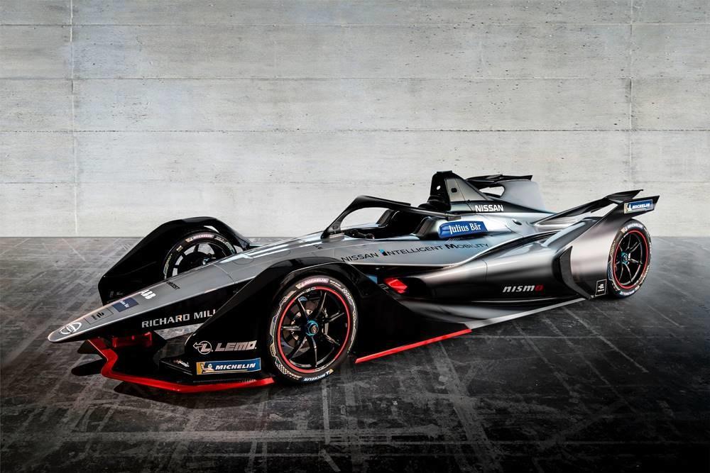Foto de Fórmula E Nissan (5/7)