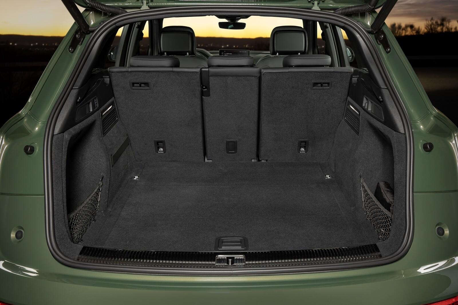 Foto de Audi Q5 2020, prueba (52/52)