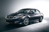 El Honda Accord 2013 estadounidense ya se deja ver