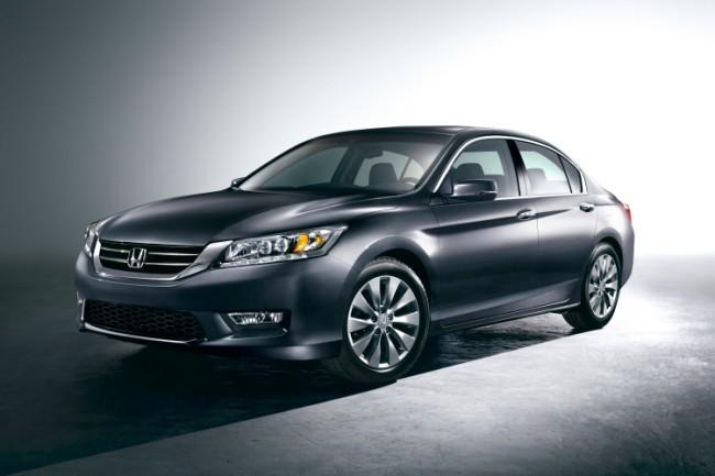 Honda Accord 2013 Sedan
