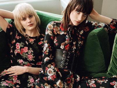 Zara apuesta por el grunge más primaveral en su última campaña (Y sí, querrás todas las prendas)