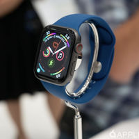 Japan Display será el encargado de fabricar las pantallas OLED del Apple Watch Series 5