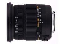 Sigma 17-50mm F2.8 EX DC OS HSM, disponible en breve
