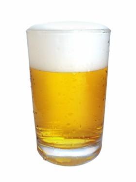 Una cerveza sin alcohol para después de entrenar