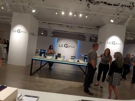 Lg G7 Prueba Camara Gran Angular