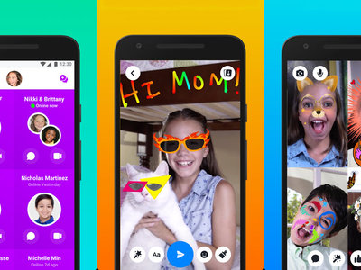 Messenger Kids ya disponible en Google Play, aunque solo en Estados Unidos