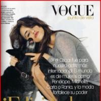 Todas las imágenes de Penélope Cruz para Vogue