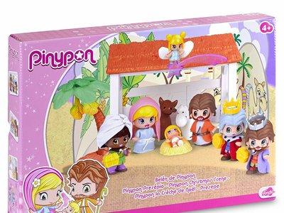 Para los más previsores: el belén de Pinypon rebajado a 27,89 euros en Amazon