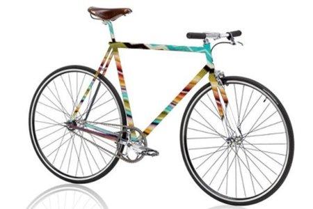 Missoni también viste a una bicicleta