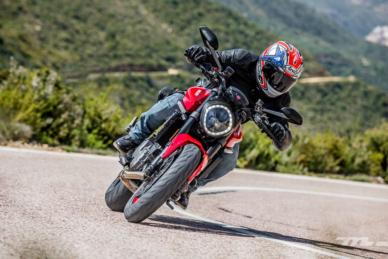 Foto de Ducati Monster 2021, prueba (38/38)