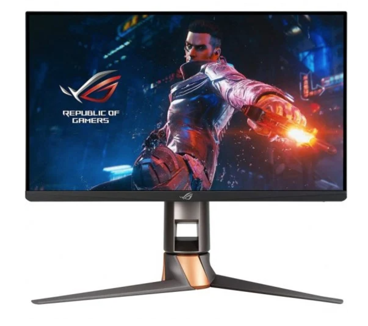 "Asus ROG Swift PG259QNR 24.5"" LED IPS Full HD 360 Hz HDR G-Sync"