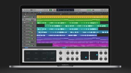 Logic Pro X se actualiza con mejoras de rendimiento, corrección de errores y nuevas características