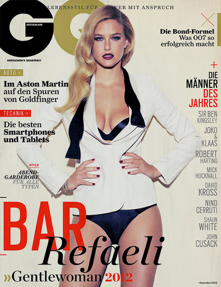 gq bar refaeli
