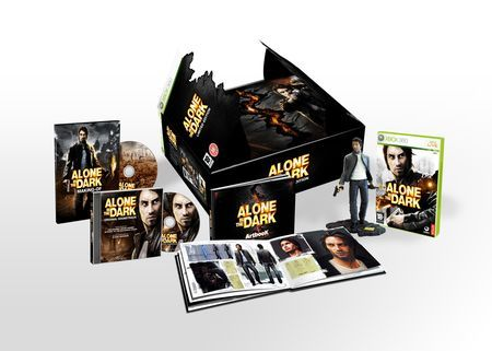 Atari anuncia la edición limitada europea de su nuevo 'Alone in the Dark' para PC, Wii y Xbox 360