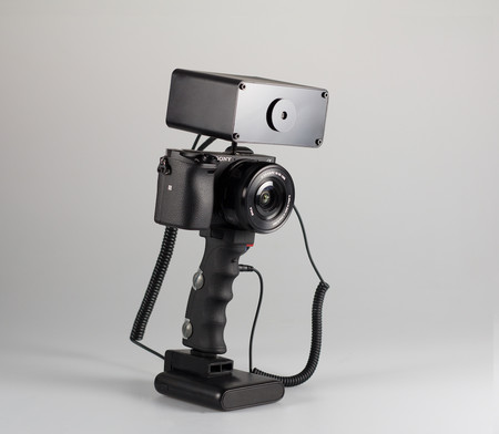 prosthetic photographer por peter buczkowski