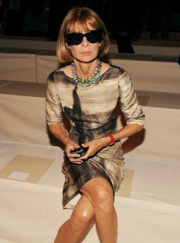 Anna Wintour, Semana de la Moda de Nueva York