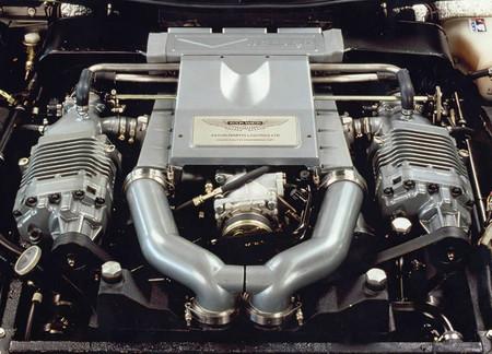Aston Martin V600 Motor
