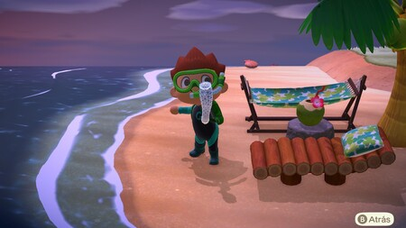 Animal Crossing: New Horizons: lista con todas las criaturas de la pesca submarina de octubre