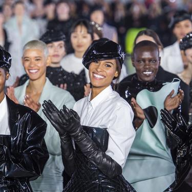 Los mejor del quinto día de la Semana de la Moda de París: Loewe, Balmain, Nina Ricci, Andrew Gn y Celine