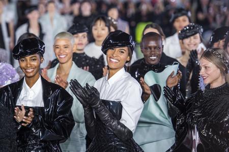 Los mejor del quinto día de la Semana de la Moda de París: Loewe, Balmain, Nina Ricci, Andrew Gn y Céline
