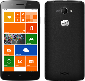 Micromax lanza sus dos primeros Windows Phone