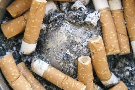 ¡Deja ya de fumar!