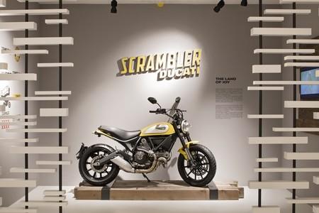 Ducati Museum 17 Scrambler Icon