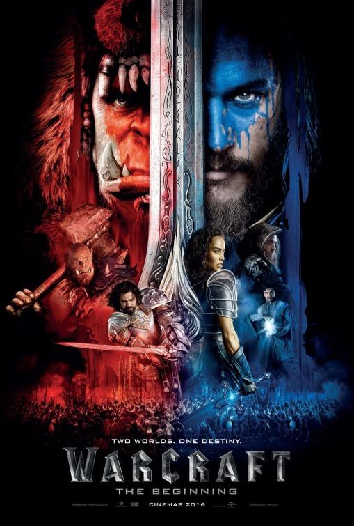 Foto de 'Warcraft: El origen', carteles de la película (7/17)