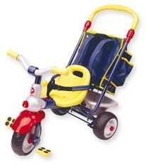 Baby Too un triciclo muy original