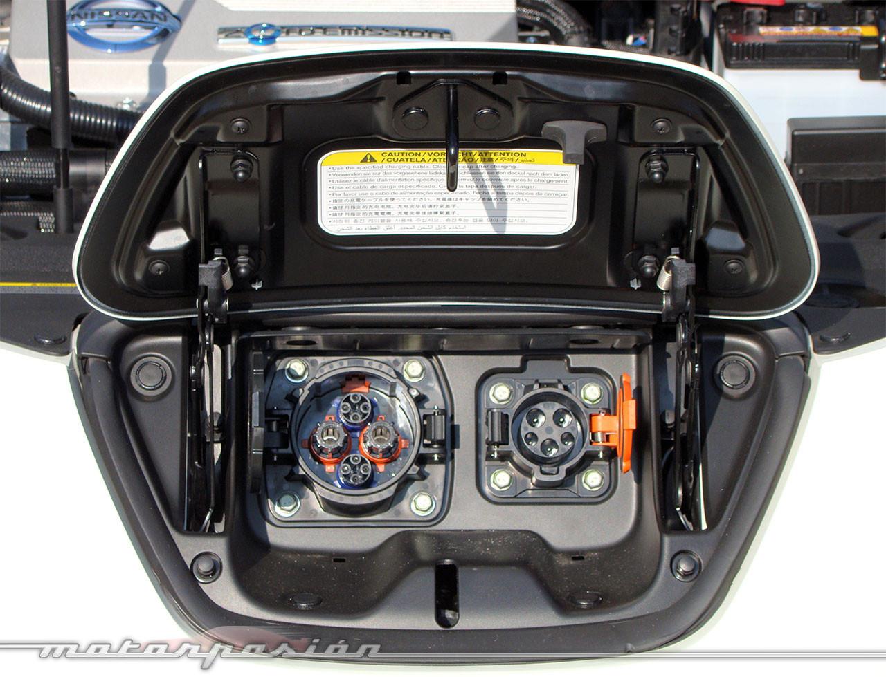Foto de Nissan Leaf, prueba (1/27)