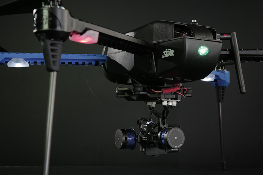 3D Robotic Iris+
