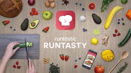 Así es Runtasty, la nueva aplicación de recetas saludables de Runtastic