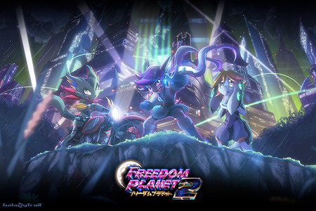 Ya podemos descargar la demo de Freedom Planet 2 para PC
