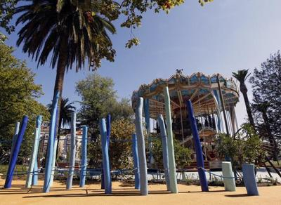 Cambia el perfil de Santander: nuevos Jardines de Pereda y el Centro Botín