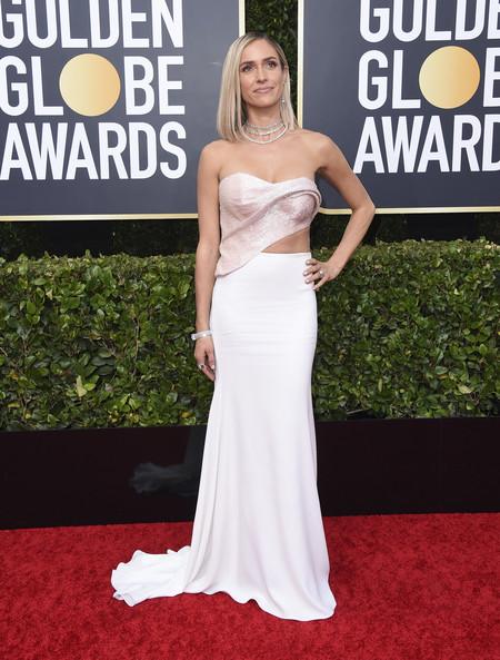 Kristin Cavallari globos de oro 2020