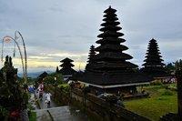 "Pura Besakih: el ""Templo Madre"" de Bali"