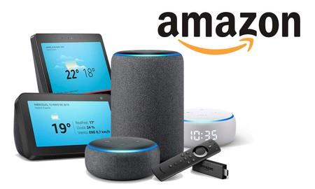 Precios mínimos e interesantes rebajas para algunos de los Echo y Fire TV de Amazon esta semana