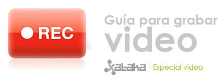 Guía para grabar video: Iluminación y tonalidad. Especial video (VIII)