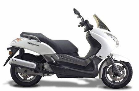 E-Space, el nuevo scooter de MX Motor