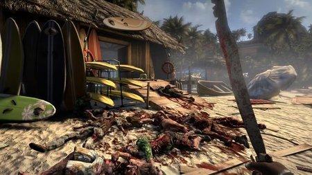 'Dead Island'. ¿Qué tal si nos vamos a la playa? [SDCCI 2011]