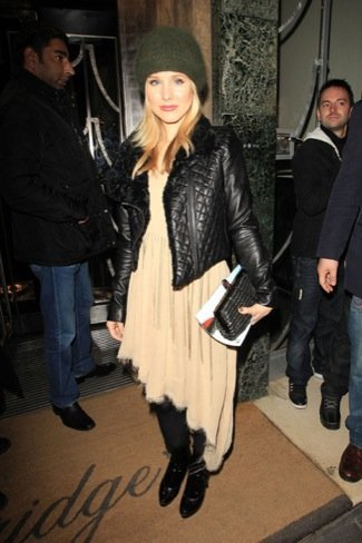 Kristen Bell look de calle