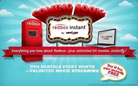 Redbox se lanzará al mundo del streaming a partir de 2013