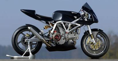 Pierobon F042 Kit chasis para Ducati