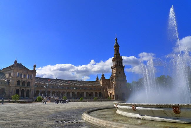 Plaza Espana Dos