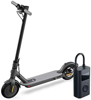 Xiaomi MI Electric Scooter 1S EU + Pump Pack, Pack Amazon